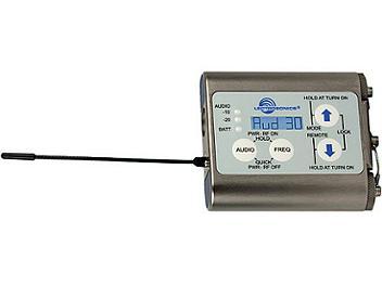 Lectrosonics WM Watertight Wireless Mini Transmitter 640.000-665.500 MHz