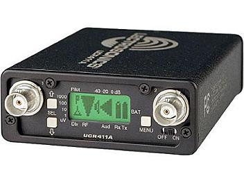 Lectrosonics UCR411A Wireless Diversity Receiver 588.800-607.900, 614.100-614.300 MHz