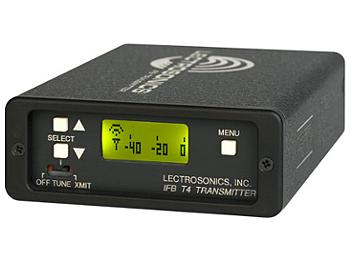 Lectrosonics IFBT4 Frequency-Agile IFB Transmitter 665.600-691.100 MHz