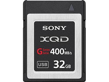 Sony QD-G32A 32GB XQD G Series Memory Card (pack 5 pcs)