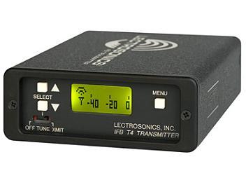 Lectrosonics IFBT4 Frequency-Agile IFB Transmitter 470.100-495.600 MHz