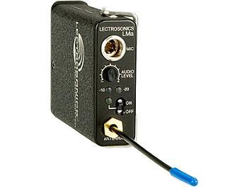Lectrosonics LMA Digital Hybrid UHF Beltpack Transmitter 614.400-639.900 MHz