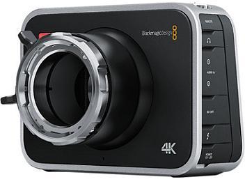 Blackmagic 4K Production Camera - PL Mount