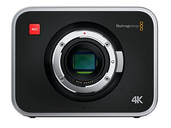 Blackmagic 4K Production Camera - EF Mount