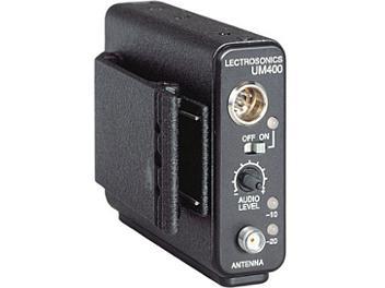 Lectrosonics UM400A UHF Beltpack Transmitter 470.100-495.600 MHz