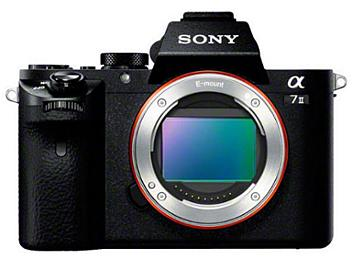 Sony Alpha a7II Mirrorless Digital Camera Body