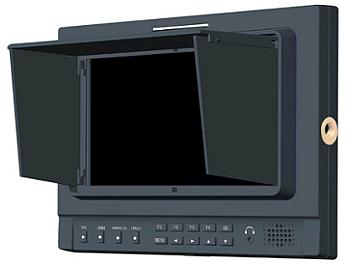 Globalmediapro FV1D 7-inch Broadcast Monitor - V-Mount Battery Plate