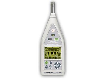 Tenmars ST-107S Class 2 Integrating Sound Level Meter