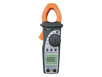 Tenmars TM-1017 400A True RMS AC Power Clamp Meter