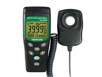 Tenmars TM-209M Multi-LED Light Meter