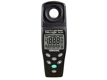 Tenmars TM-203 Datalogging Light Meter