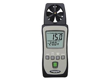 Tenmars TM-740 Mini Pocket Air Velocity Meter