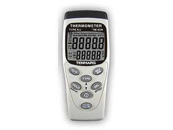 Tenmars TM-82N Dual Input K/J Type Thermometer