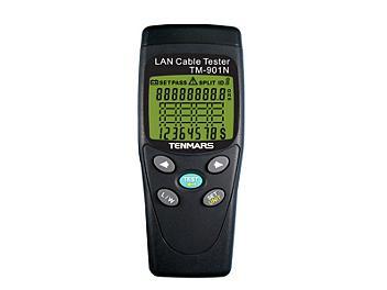 Tenmars TM-901N MultiMedia LAN Cable Tester