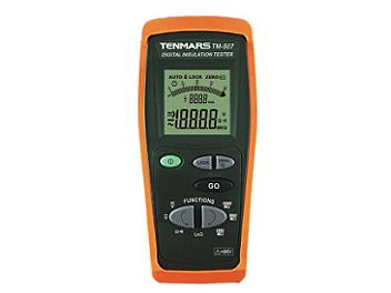 Tenmars TM-507 Digital Insulation Tester