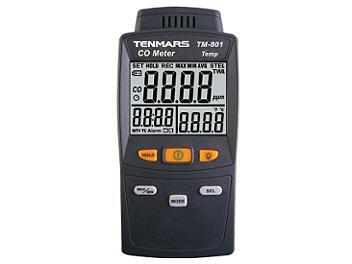 Tenmars TM-801 Carbon Monoxide Meter