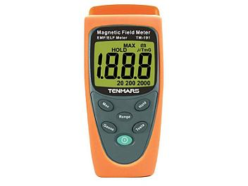 Tenmars TM-191 Magnetic Field Meter