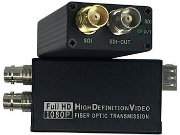 Beneston VCF-MINIFB01TX/RX 1-channel SD / HD-SDI SFP Fiber Extender (Transmitter & Receiver)