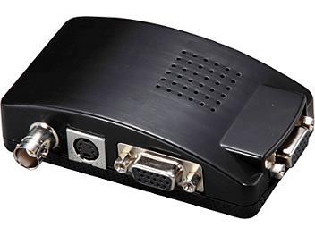 Globalmediapro CV-HDV-200B AV(BNC)/CV to VGA Converter