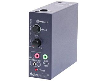 Datavideo ITC-100SL Additional Intercom Beltpack for ITC-100