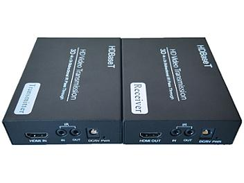 Beneston HMI-4K100M HDbaseT 100m HDMI Extender (Transmitter and Receiver)