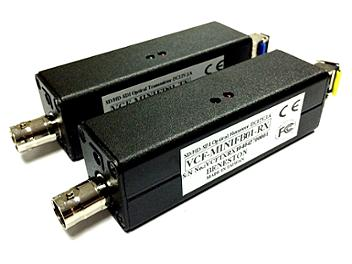 Beneston VCF-MINIFB01TX/RX(B) HD-SDI SFP Fiber-Optic Converter (Transmitter and Receiver)