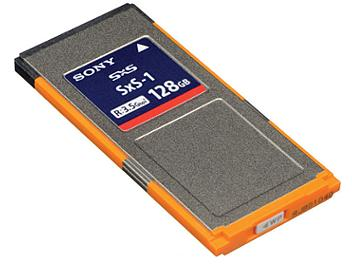 Sony SBS-128G1B 128GB SxS Memory Card