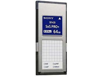 Sony SBP-64C 64GB SxS Pro+ Memory Card (pack 10 pcs)