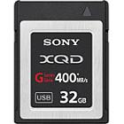 Sony QD-G32A 32GB XQD G Series Memory Card (pack 10 pcs)