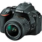 Nikon D5500 Digital SLR Camera with 18-55mm Lens