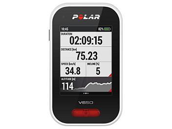 Polar V650 90050536 Cycling Computer with Heart Rate Sensor