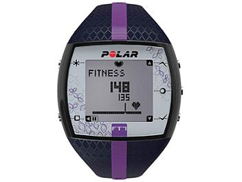 Polar FT7F 90051045 Integrated Fitness Watch with Heart Rate - Black/Lilac