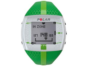 Polar FT4F 90051032 Fitness Watch with Heart Rate - Green/Green