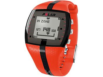 Polar FT4M 90053989 Fitness Watch with Heart Rate - Black/Orange