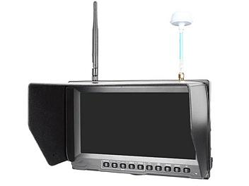 Globalmediapro FVPVR-821 8-inch PVR Monitor