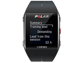 Polar V800 90047437 GPS Sports Watch with Heart Rate - Black/Grey