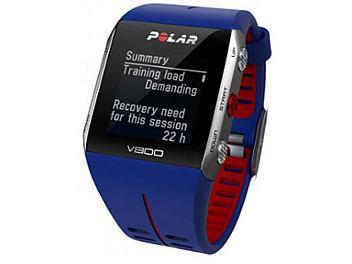 Polar V800 90048945 GPS Sports Watch - Blue/Red