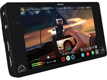 Atomos Shogun 4K HDMI/12G-SDI Recorder and 7-inch Monitor