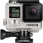 GoPro HERO4 4K Ultra HD Waterproof Camera - Silver