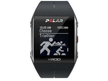 Polar V800 90047435 GPS Sports Watch - Black/Grey