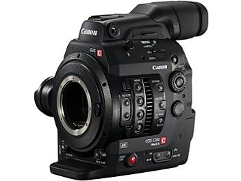 Canon EOS C300 Mark II Cinema Camcorder Body with Dual Pixel CMOS AF - EF Mount