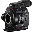 Canon EOS C300 Mark II EF Mount Cinema Camcorder Body with Dual Pixel CMOS AF