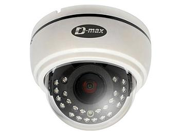 D-Max DTC-2024PVMHD HD-TVI IR Dome Camera
