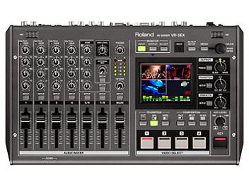 Roland VR-3EX SD/HD Video Mixer with USB Streaming