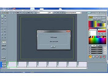 Datavideo CG-250 Character Generator Software