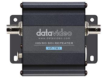 Datavideo VP-781 HD/SD-SDI Repeater with Intercom Audio Pass-Through