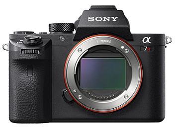 Sony Alpha a7R II Mirrorless Digital Camera Body