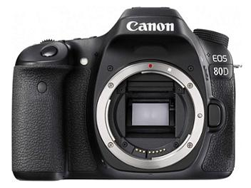 Canon EOS-80D Digital SLR Camera Body