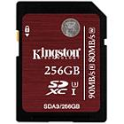 Kingston 256GB UHS-1 Ultimate SDXC Memory Card (Class 10) 90MB/s