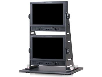 Ruige TL-P890YHD 2 x 8.9-inch Jib Crane HD-SDI Monitor